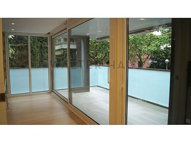 Salón-comedor - Piso en alquiler en Les Tres Torres en Barcelona - 279835544