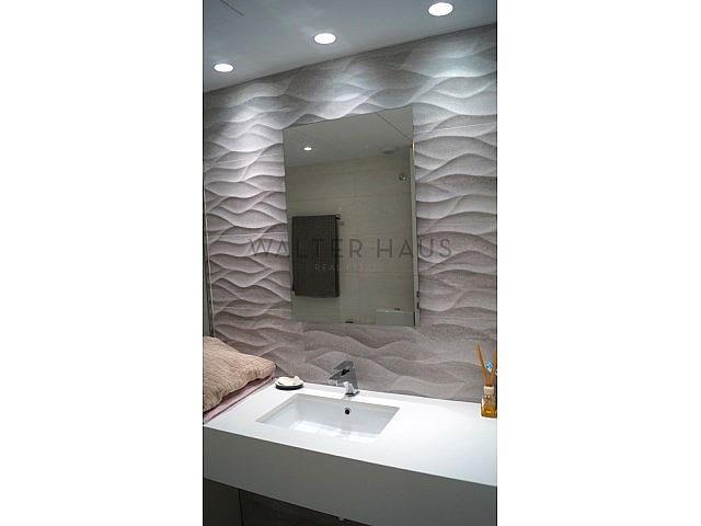Baño - Piso en alquiler en Les Tres Torres en Barcelona - 279835592
