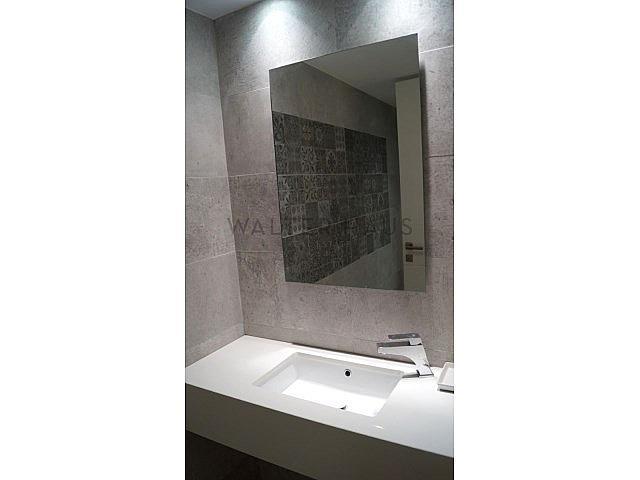 Baño - Piso en alquiler en Les Tres Torres en Barcelona - 279835598