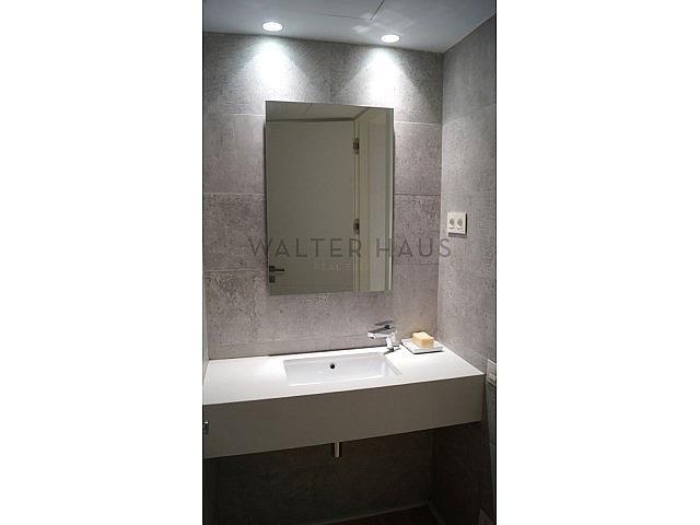 Baño - Piso en alquiler en Les Tres Torres en Barcelona - 279835601