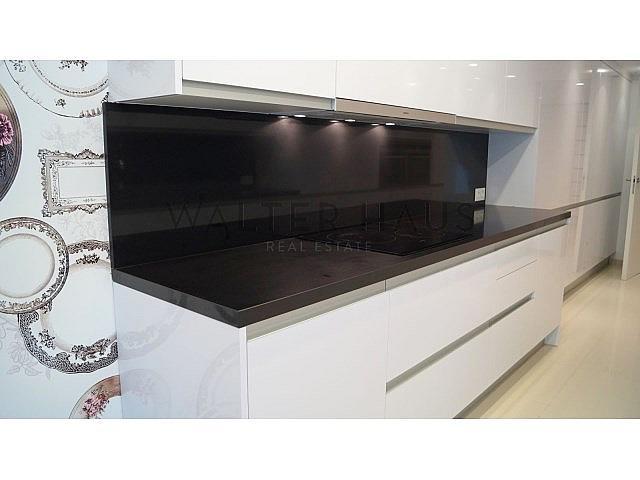 Cocina - Piso en alquiler en Les Tres Torres en Barcelona - 279835607