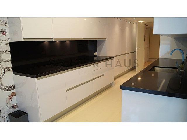 Cocina - Piso en alquiler en Les Tres Torres en Barcelona - 279835610