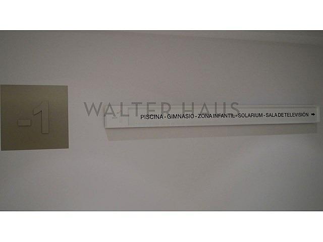 Zonas comunes - Piso en alquiler en Les Tres Torres en Barcelona - 279835631