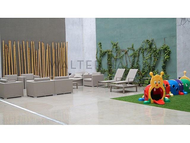 Zonas comunes - Piso en alquiler en Les Tres Torres en Barcelona - 279835670