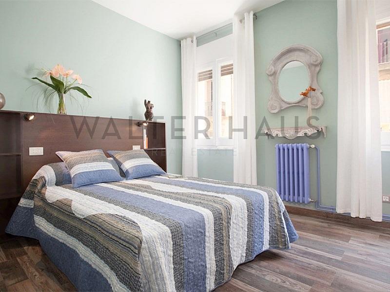 Dormitorio - Piso en alquiler en Ciutat vella en Barcelona - 315417368