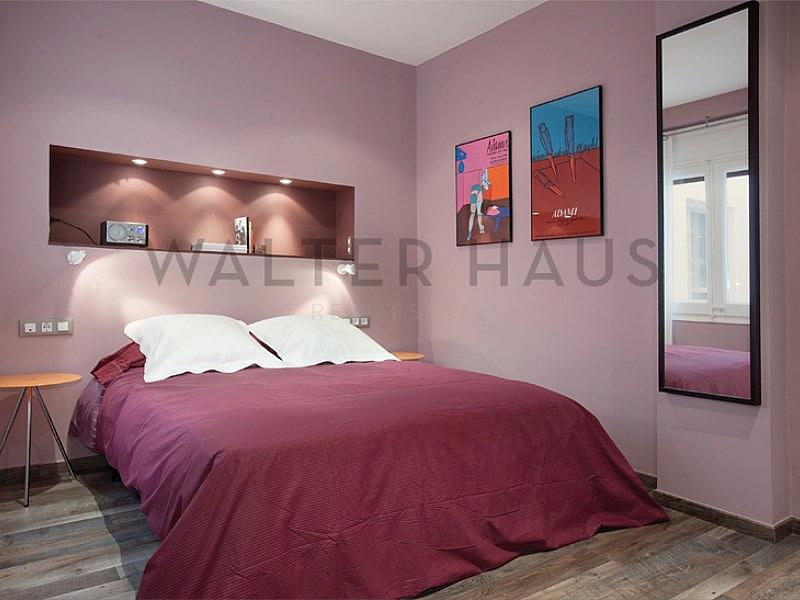 Dormitorio - Piso en alquiler en Ciutat vella en Barcelona - 315417380