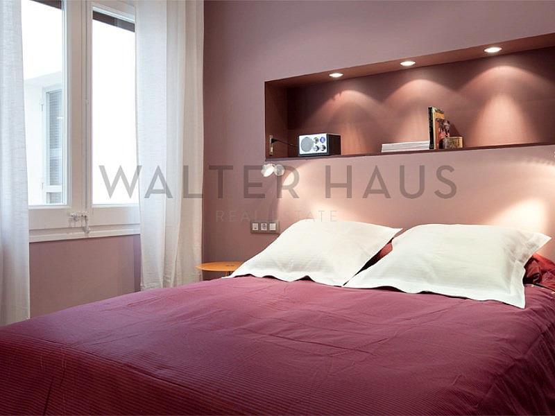 Dormitorio - Piso en alquiler en Ciutat vella en Barcelona - 315417383