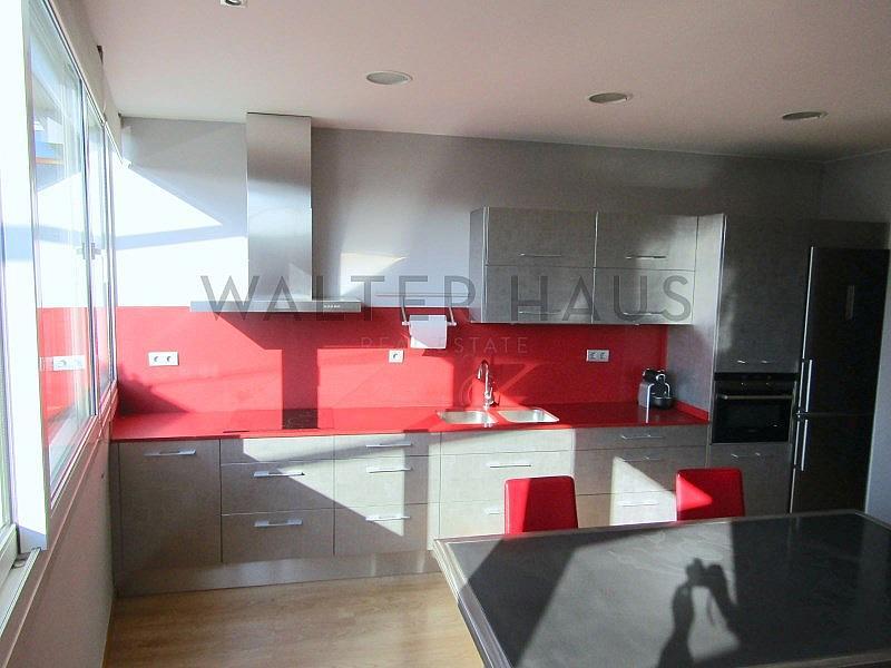 Cocina - Piso en alquiler en Les Tres Torres en Barcelona - 316105299