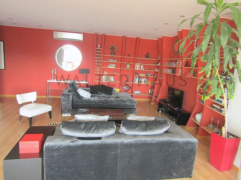 Salón - Piso en alquiler en Les Tres Torres en Barcelona - 316105317