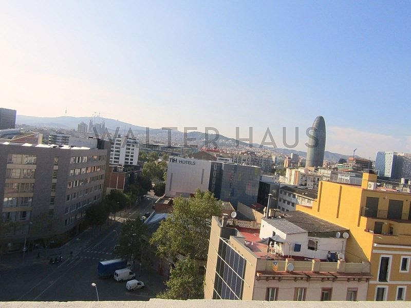 Vistas - Piso en alquiler en Les Tres Torres en Barcelona - 316105341