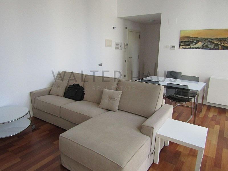 Salón-Comedor - Piso en alquiler en El Gótic en Barcelona - 320933951