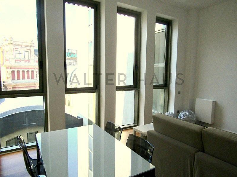 Salón-Comedor - Piso en alquiler en El Gótic en Barcelona - 320933957