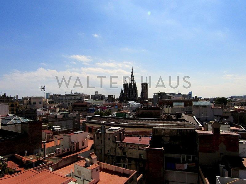 Vistas - Piso en alquiler en El Gótic en Barcelona - 320934008