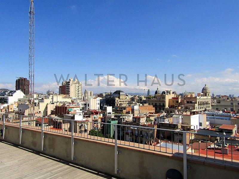 Vistas - Piso en alquiler en El Gótic en Barcelona - 320934011