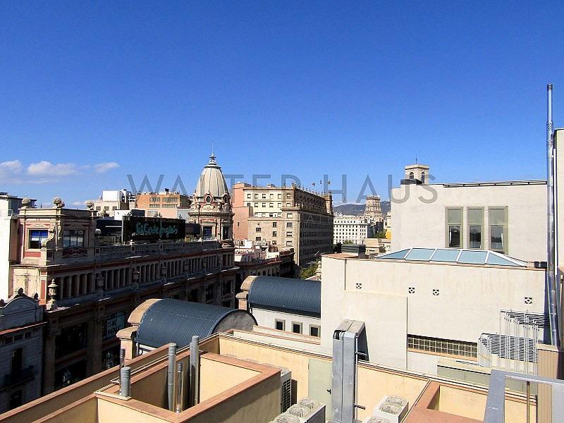 Vistas - Piso en alquiler en El Gótic en Barcelona - 320934017