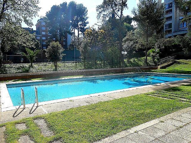 Piscina - Piso en alquiler en Pedralbes en Barcelona - 322250060