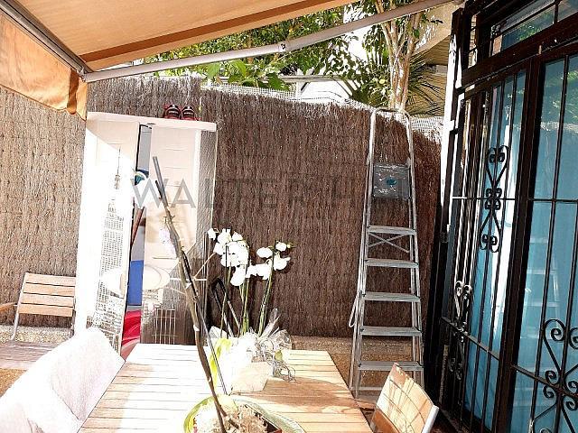 Terraza - Piso en alquiler en Pedralbes en Barcelona - 322250081