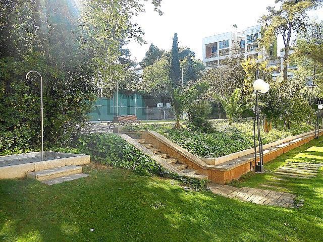Jardín Comunitario - Piso en alquiler en Pedralbes en Barcelona - 322250087