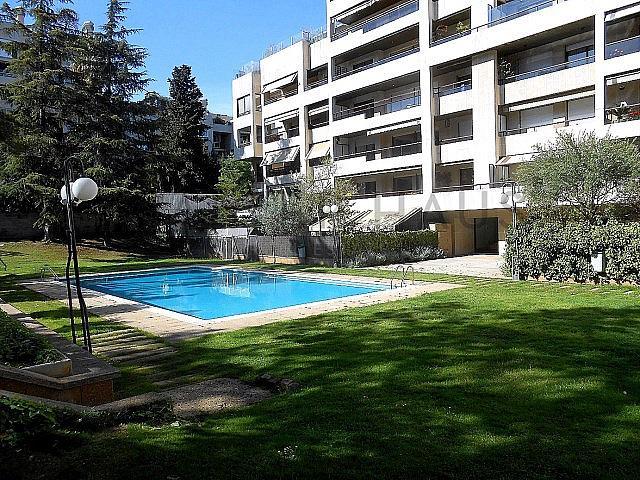 Piscina - Piso en alquiler en Pedralbes en Barcelona - 322250090