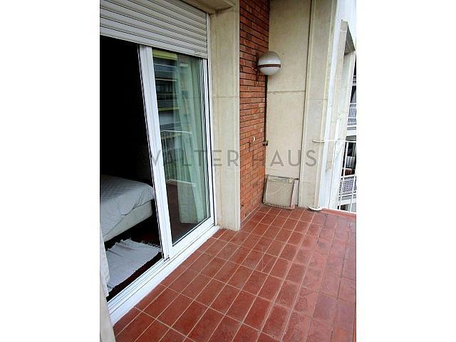 Terraza - Piso en alquiler en Sant Gervasi – Galvany en Barcelona - 324106942