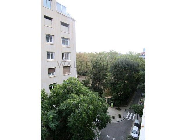 Vistas - Piso en alquiler en Sant Gervasi – Galvany en Barcelona - 324106945