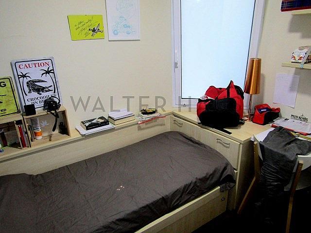 Habitación - Piso en alquiler en Sant Gervasi – Galvany en Barcelona - 324106957