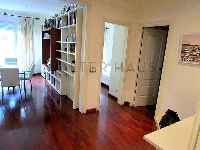 Descansillo - Piso en alquiler en Sant Gervasi – Galvany en Barcelona - 324107005
