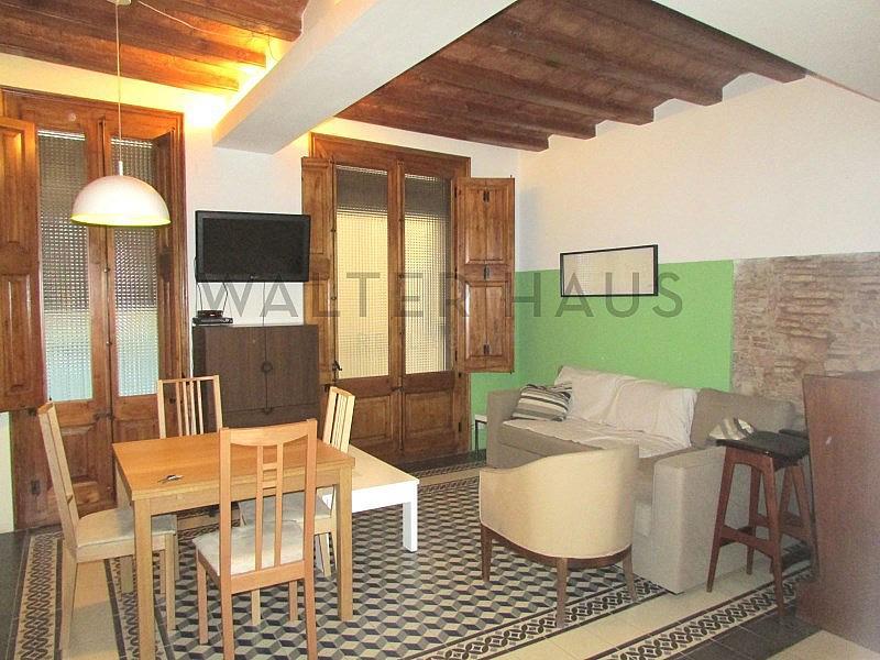 SALÓN-COMEDOR - Piso en alquiler en calle Sant Jacint Ppala, Ciutat vella en Barcelona - 179556589