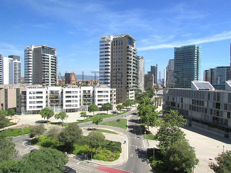 VISTAS - Piso en alquiler en Diagonal Mar en Barcelona - 207804232