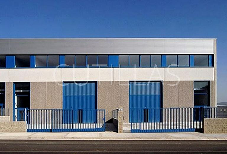 Imagen 1 - Nave industrial en alquiler en Sant Andreu de la Barca - 261854509