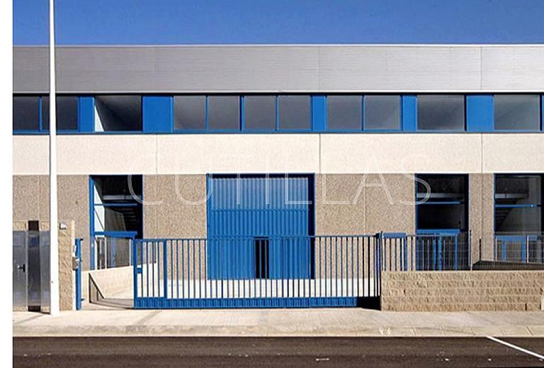 Imagen 2 - Nave industrial en alquiler en Sant Andreu de la Barca - 261854512