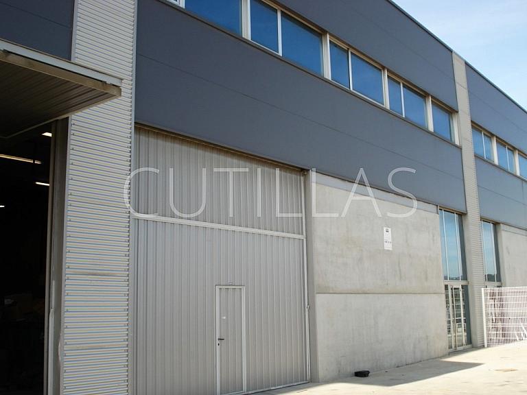 Imagen 1 - Nave industrial en alquiler en Sant Andreu de la Barca - 261854545