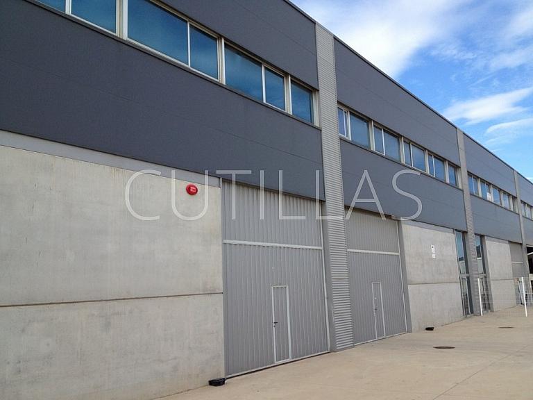 Imagen 1 - Nave industrial en alquiler en Sant Andreu de la Barca - 261854569