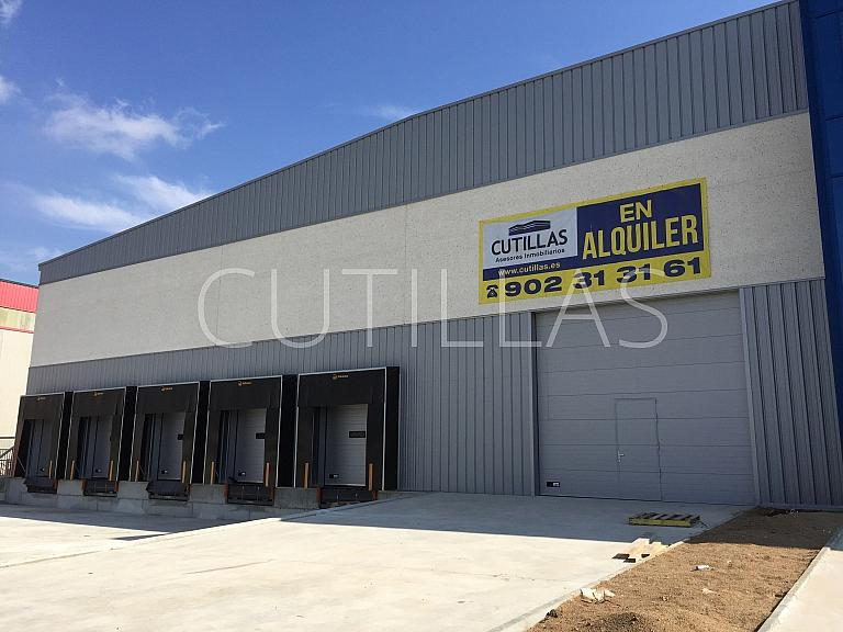 Imagen 1 - Nave industrial en alquiler en Prat de Llobregat, El - 320417705