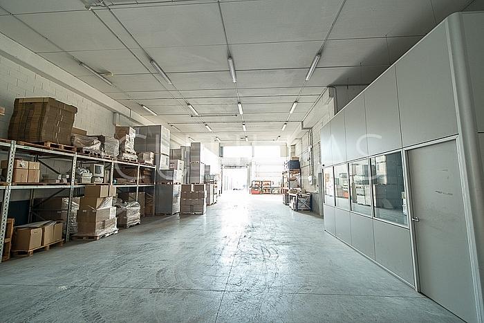 Imagen 1 - Nave industrial en alquiler en Barbera del Vallès - 293767368