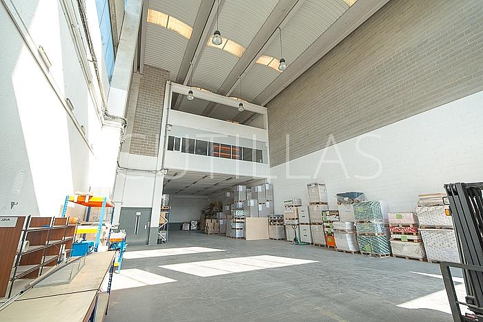 Imagen 2 - Nave industrial en alquiler en Barbera del Vallès - 293767371