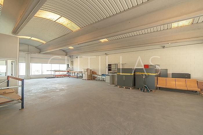 Imagen 4 - Nave industrial en alquiler en Barbera del Vallès - 293767377