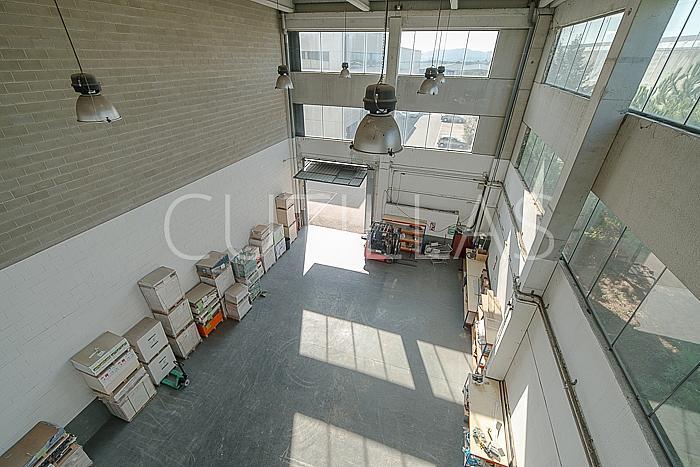 Imagen 5 - Nave industrial en alquiler en Barbera del Vallès - 293767380