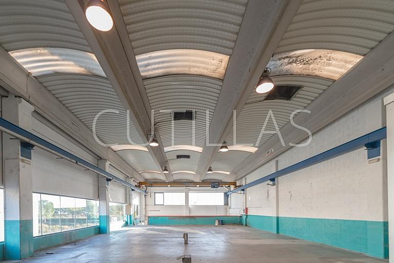 Imagen 4 - Nave industrial en alquiler en Barbera del Vallès - 293767395