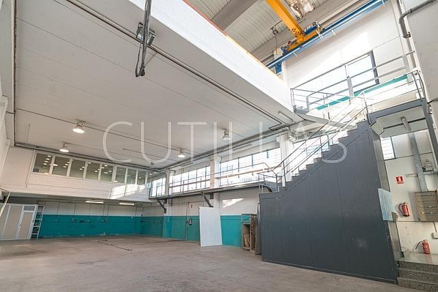 Imagen 7 - Nave industrial en alquiler en Barbera del Vallès - 293767404