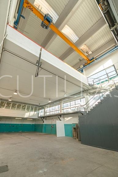 Imagen 8 - Nave industrial en alquiler en Barbera del Vallès - 293767407