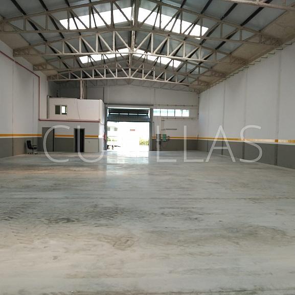 Imagen 1 - Nave industrial en alquiler en Granollers - 316462635