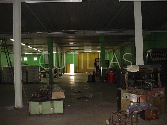 Imagen 4 - Nave industrial en alquiler en Cornellà de Llobregat - 160363555