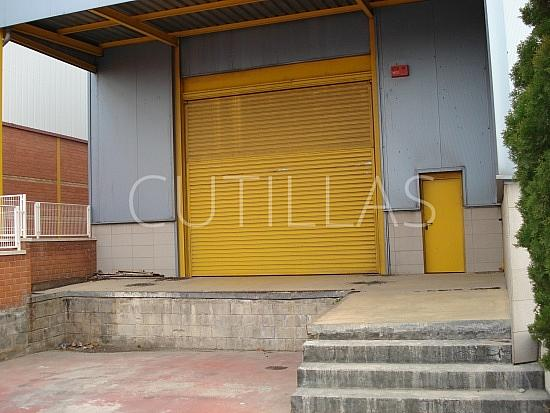 Imagen 5 - Nave industrial en alquiler en Cornellà de Llobregat - 160363558