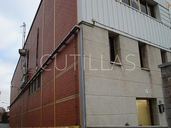 Imagen 7 - Nave industrial en alquiler en Cornellà de Llobregat - 160363564