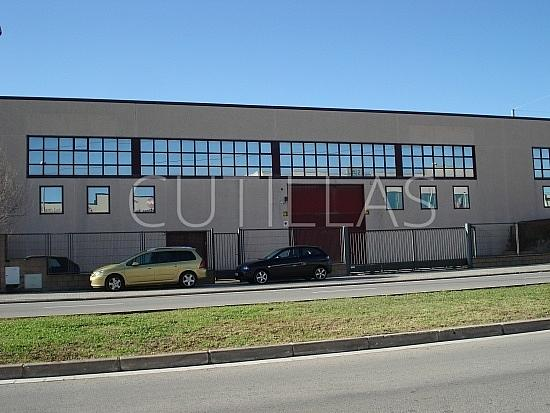 Imagen 1 - Nave industrial en alquiler en Sant Boi de Llobregat - 160363645