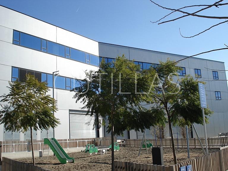 Imagen 2 - Nave industrial en alquiler en Prat de Llobregat, El - 160364161