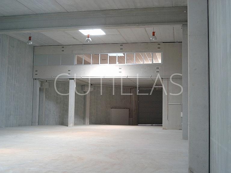 Imagen 2 - Nave industrial en alquiler en Sabadell - 160364458