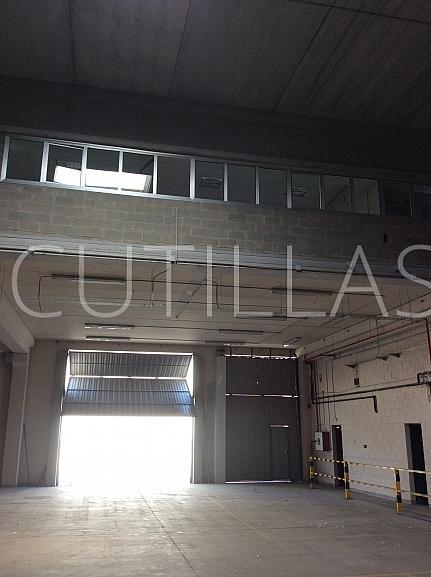 Imagen 5 - Nave industrial en alquiler en Sabadell - 160364467