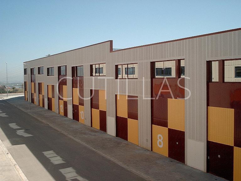 Imagen 1 - Nave industrial en alquiler en Sabadell - 160364473